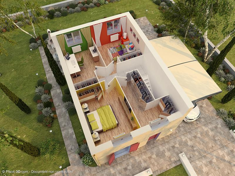 Maison  5 pièces + Terrain 300 m² Chelles par HABITAT PARCOEUR