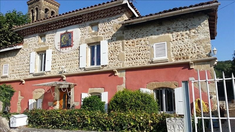 Sale house / villa Hauterives 210 000€ - Picture 1
