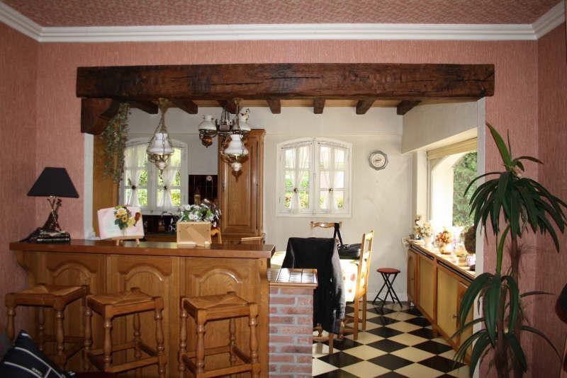 Sale house / villa Aulnoye aymeries 233700€ - Picture 5