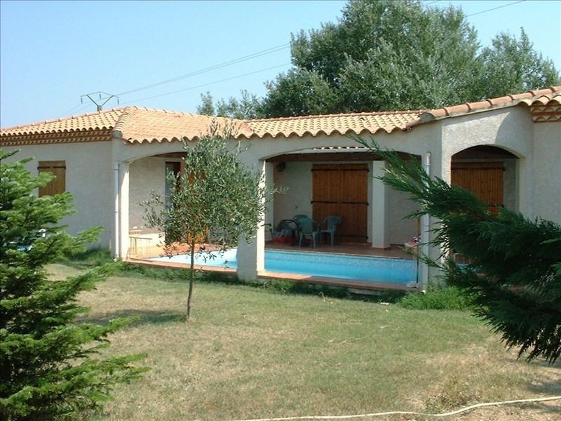 Vente maison / villa Connaux 300000€ - Photo 1