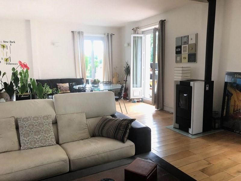 Vente appartement Villennes sur seine 520000€ - Photo 5