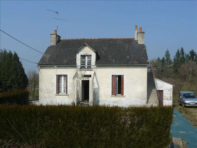 Vente maison / villa Les forges 37 000€ - Photo 1