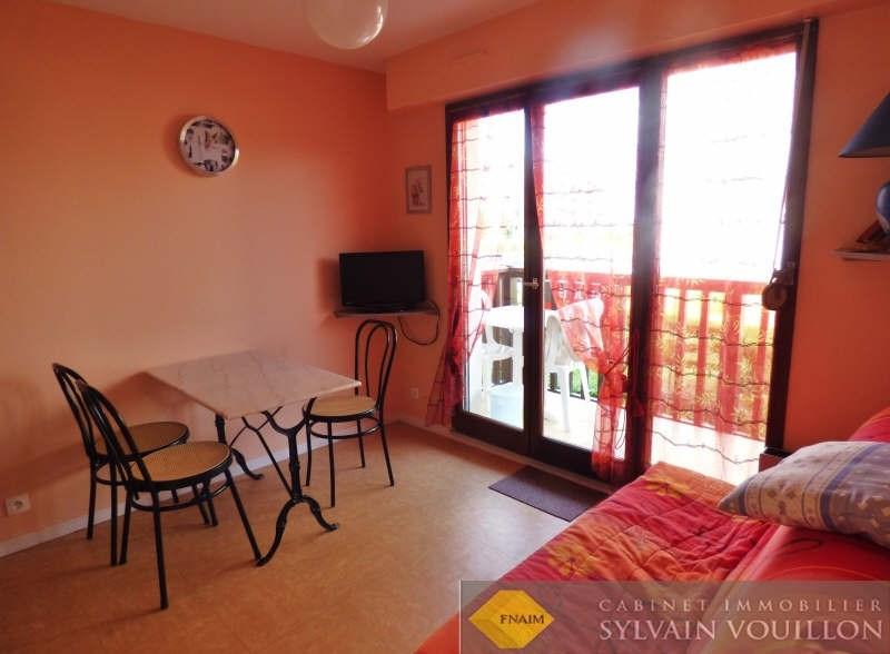 Verkoop  appartement Villers sur mer 75000€ - Foto 3