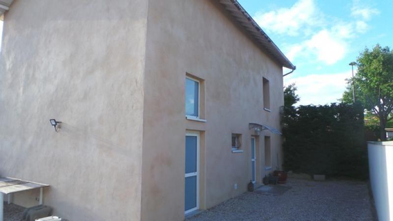 Vente maison / villa Villette d anthon 265000€ - Photo 1