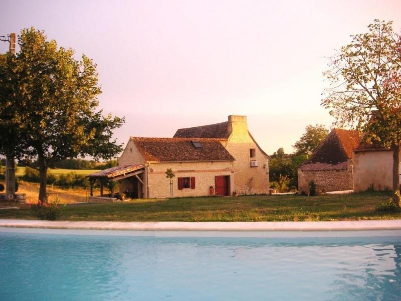 Vente maison / villa Beaumont du perigord 370000€ - Photo 1