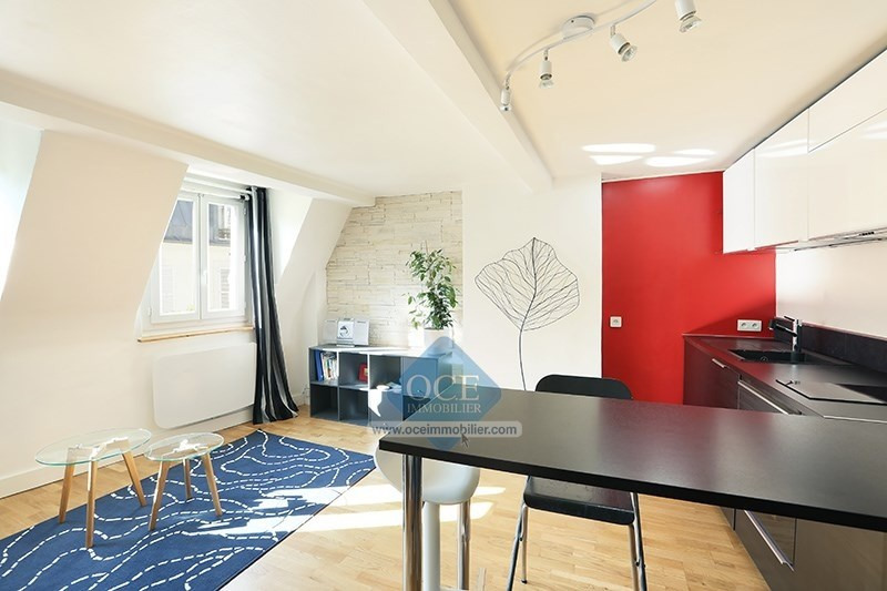 Sale apartment Paris 5ème 468 000€ - Picture 1