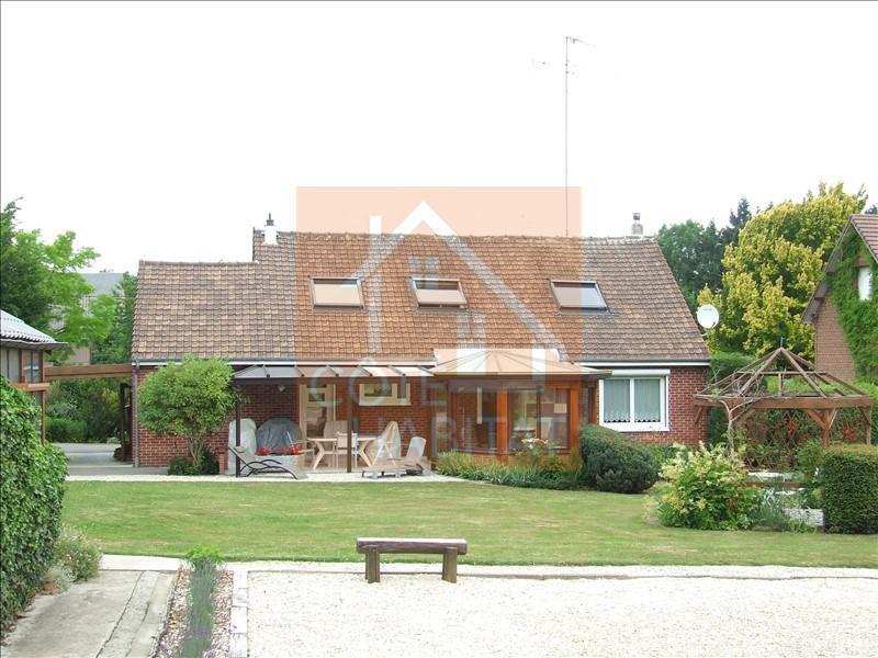 Sale house / villa Hautmont 236200€ - Picture 9