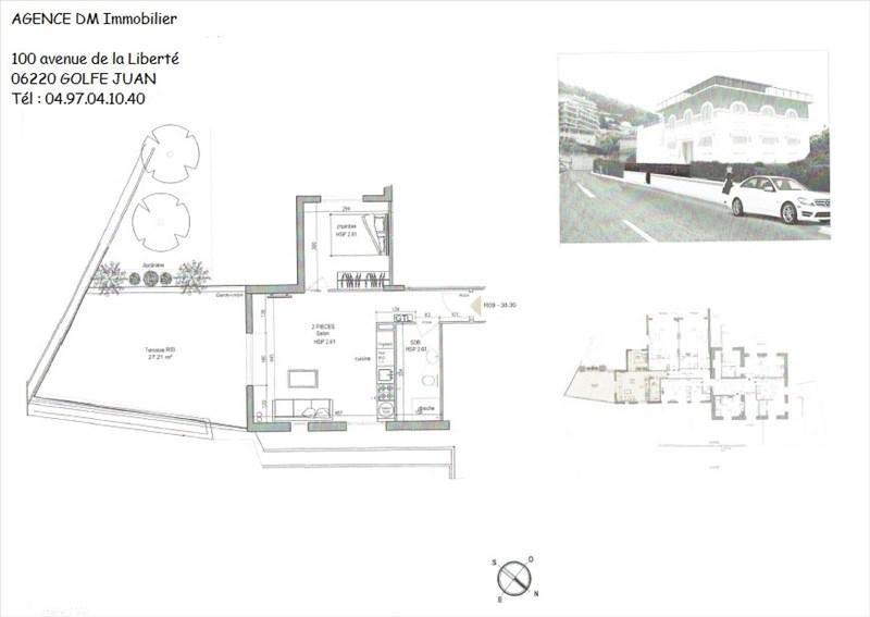 Вложения денег в недвижимости квартирa Nice 278000€ - Фото 1