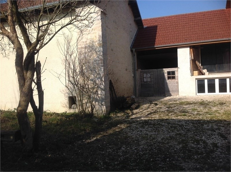 Maison en pierre Saint-Juan