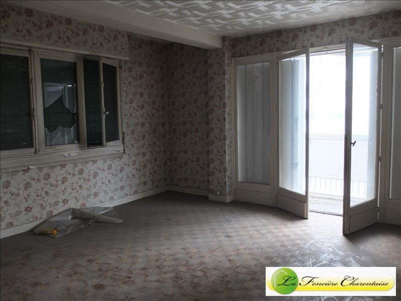 Sale apartment Angoulême 35 000€ - Picture 1