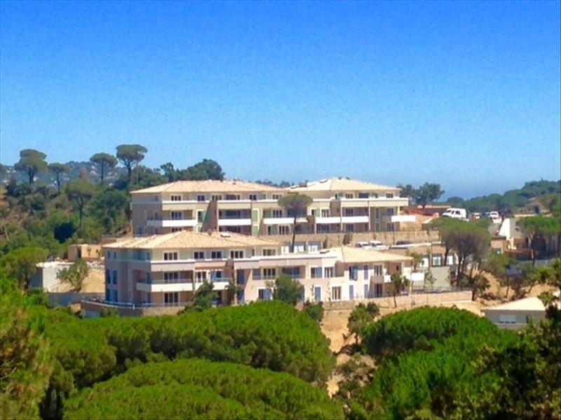 Sale apartment Sainte maxime 355000€ - Picture 1