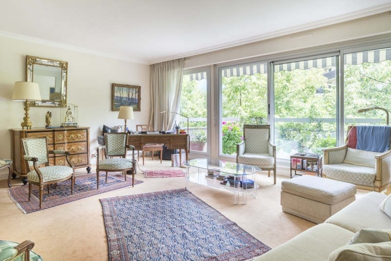 Vente de prestige appartement Neuilly sur seine 1480000€ - Photo 1