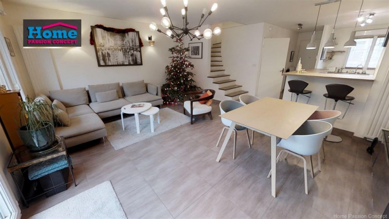Vente maison / villa Nanterre 665 000€ - Photo 2