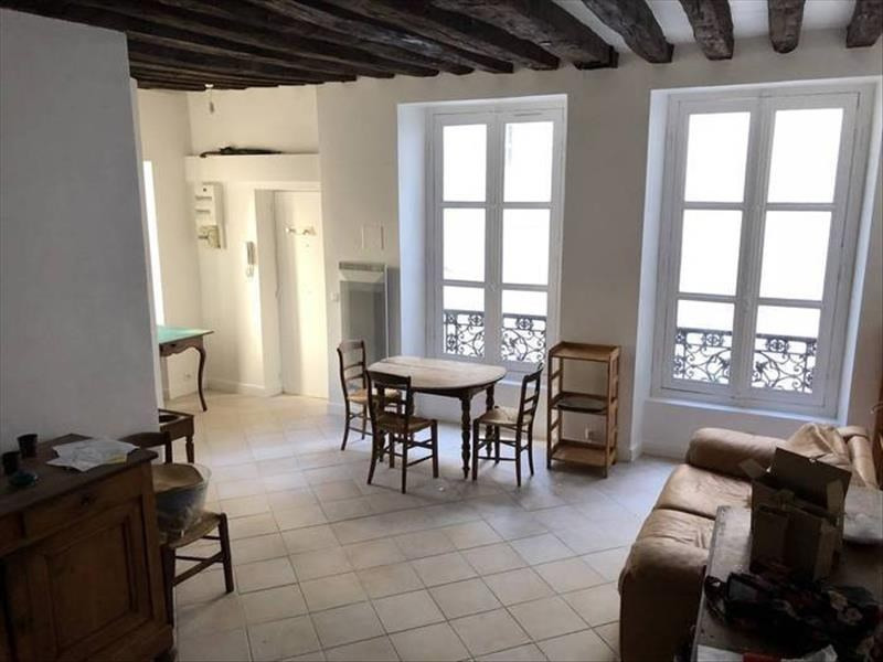 Vente appartement Paris 4ème 799 000€ - Photo 1
