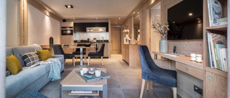 Deluxe sale apartment Le grand bornand 195833€ - Picture 2