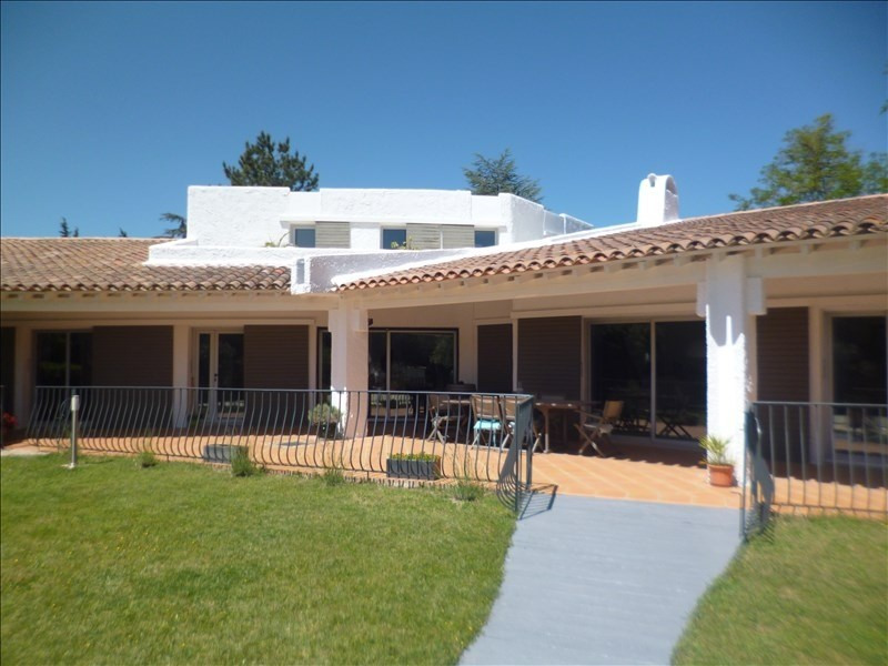 Revenda residencial de prestígio casa Montfavet 630000€ - Fotografia 1
