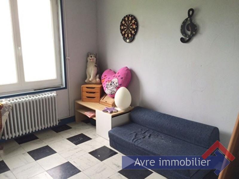 Vente maison / villa Verneuil d'avre et d'iton 127000€ - Photo 7