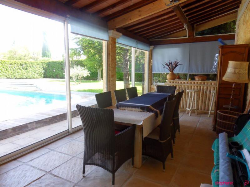 Sale house / villa Morieres les avignon 380000€ - Picture 4