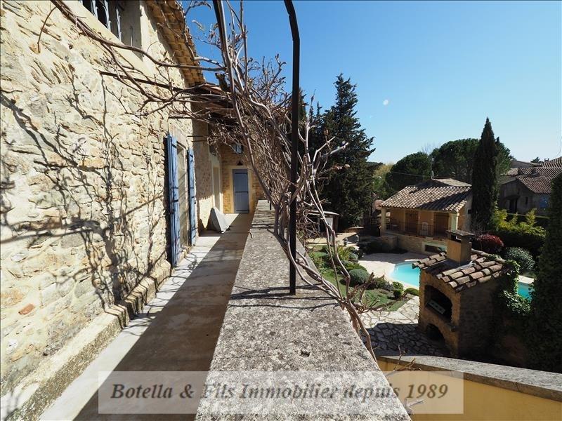 Deluxe sale house / villa Uzes 790000€ - Picture 11