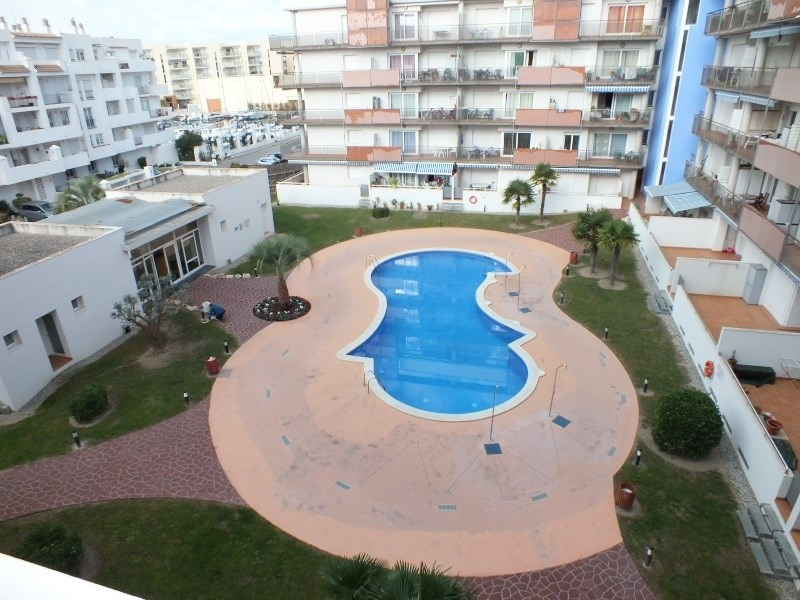 Vente appartement Roses santa-margarita 126 000€ - Photo 1