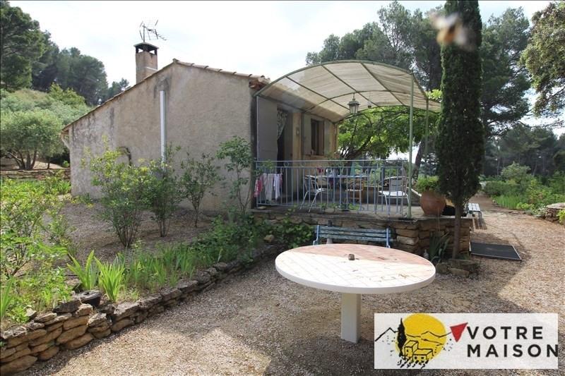 Sale house / villa St chamas 158000€ - Picture 1