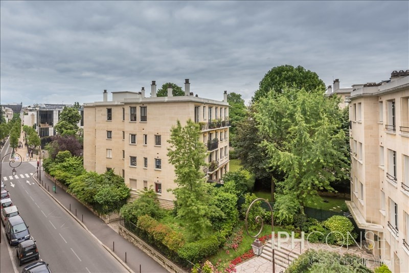 Vente de prestige appartement Neuilly sur seine 1140000€ - Photo 7