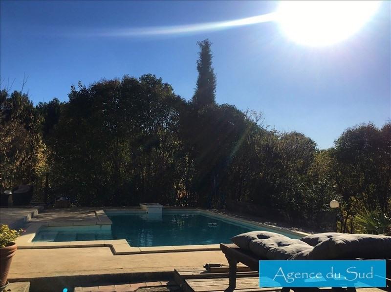 Vente maison / villa Roquevaire 499500€ - Photo 1