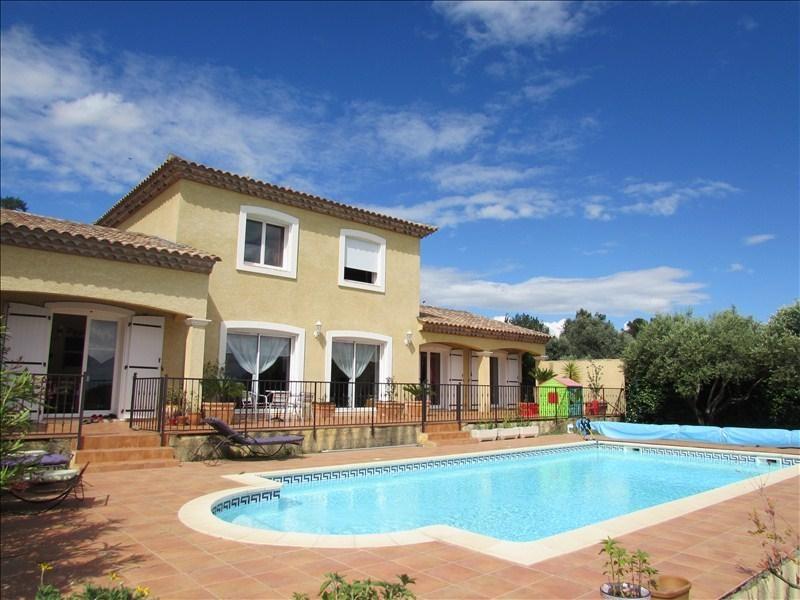Sale house / villa Cazouls les beziers 504000€ - Picture 1