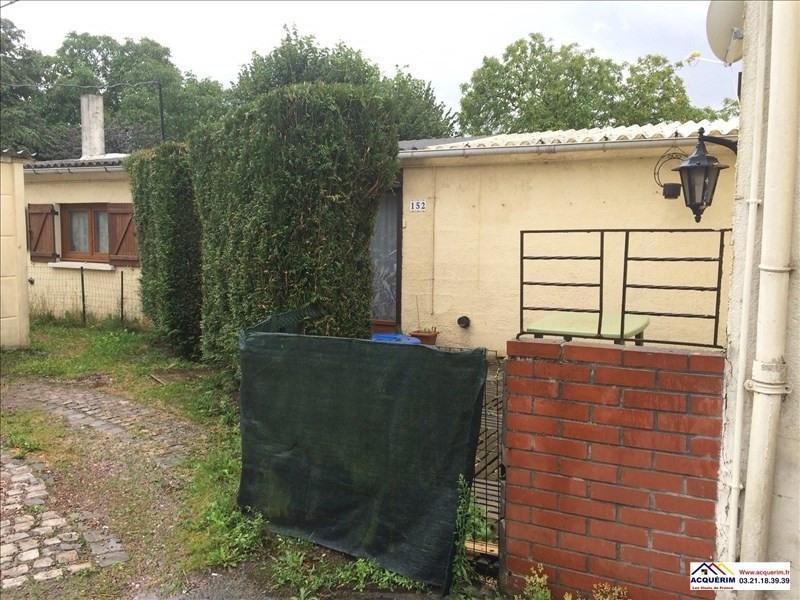 Sale house / villa Carvin 114000€ - Picture 1