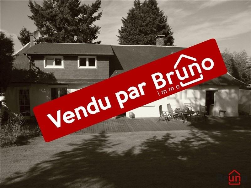 Vente maison / villa Regniere ecluse  - Photo 1