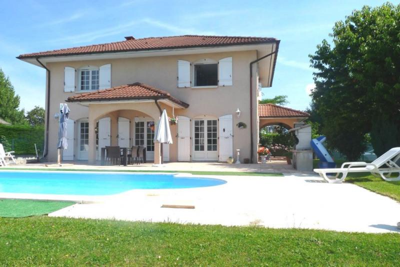 Deluxe sale house / villa Reignier 559000€ - Picture 9