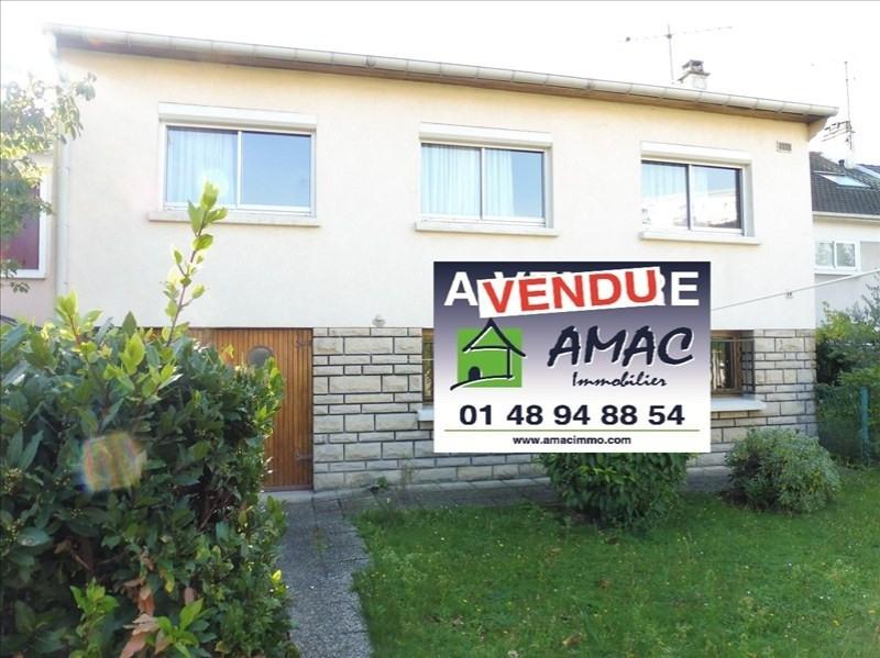 Vente maison / villa Villemomble 319000€ - Photo 2