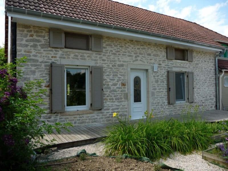 Sale house / villa Brazey en plaine 236800€ - Picture 1