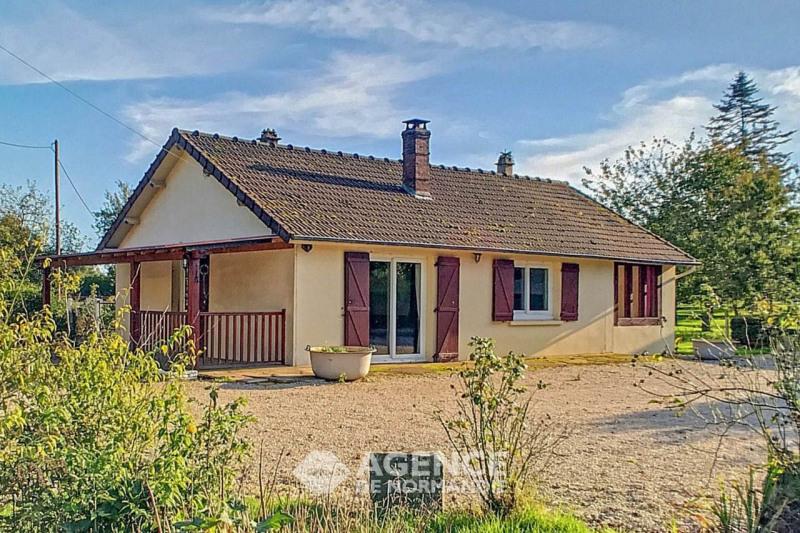 Vente maison / villa Montreuil-l'argille 133000€ - Photo 2
