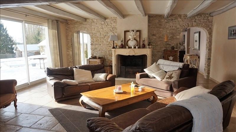 Verkauf von luxusobjekt haus Breval 790000€ - Fotografie 5
