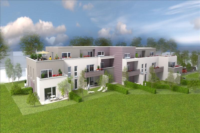 Location appartement Metz 855€ CC - Photo 1