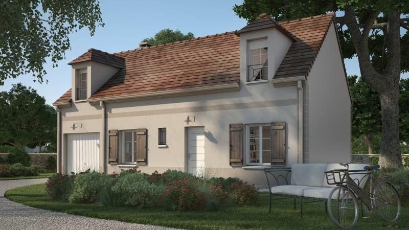 Maison  5 pièces + Terrain 700 m² Germainville par MAISONS FRANCE CONFORT