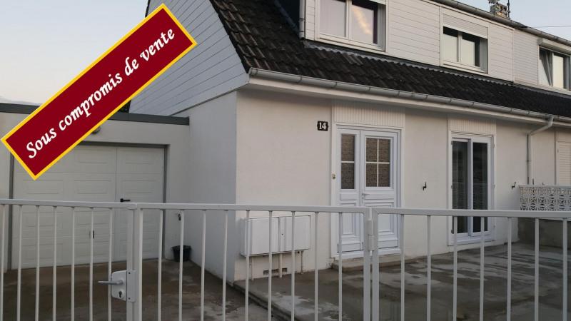Vente maison / villa Châlons-en-champagne 166000€ - Photo 1