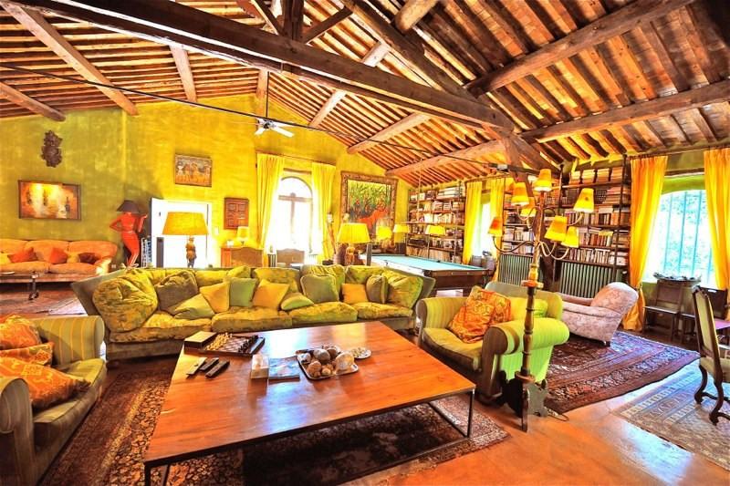 Venta de prestigio  casa Le canton de fayence 1470000€ - Fotografía 14