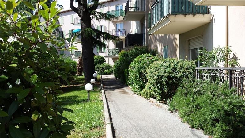 Sale apartment Le luc 88000€ - Picture 1