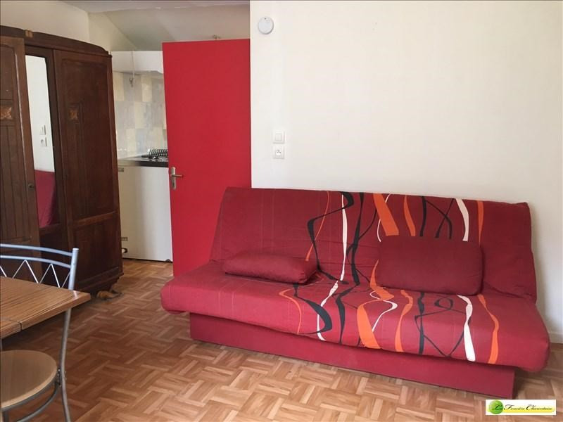 Rental apartment Angouleme 250€ CC - Picture 1