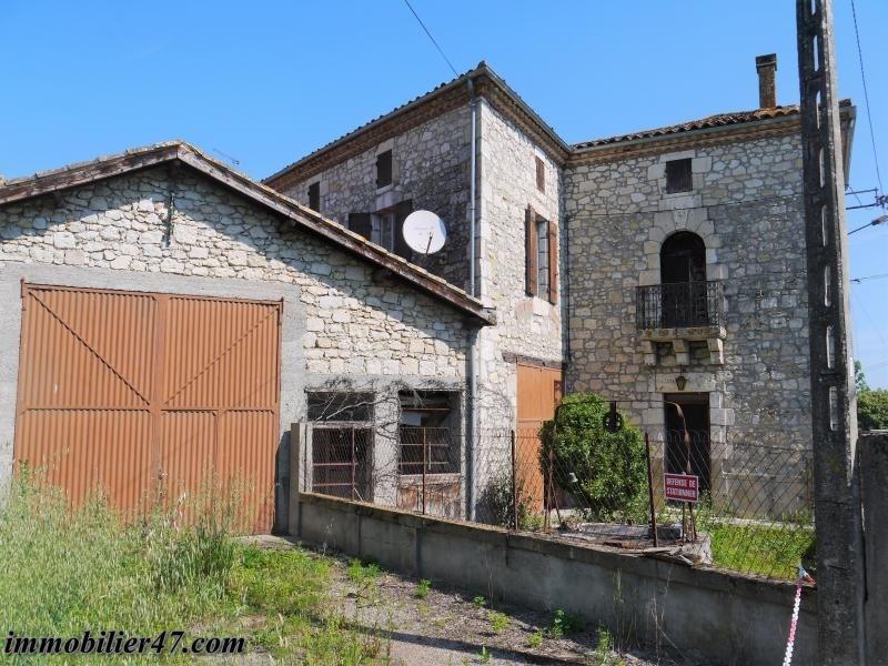 Sale house / villa Laugnac 99900€ - Picture 12