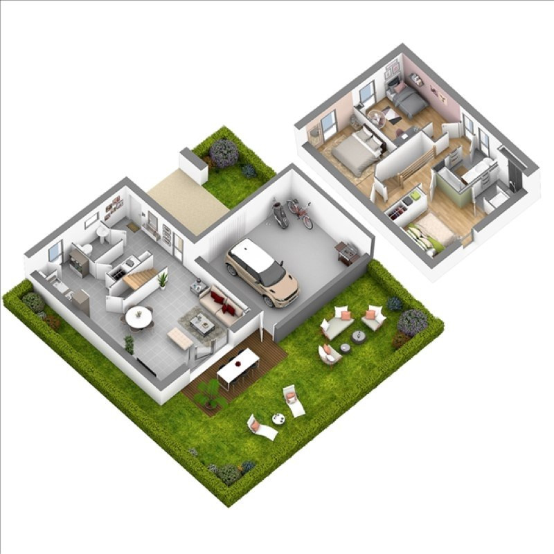 Vente maison / villa Cugnaux 295000€ - Photo 7