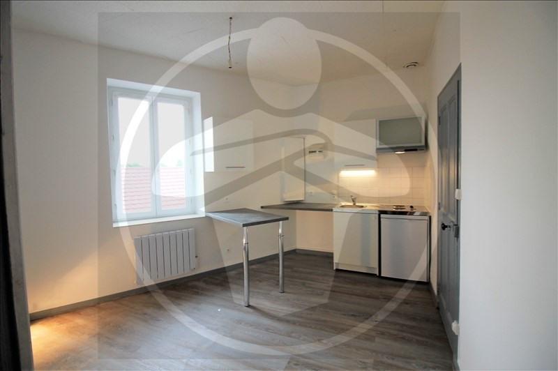 Location appartement Tignieu jameyzieu 450€ CC - Photo 1