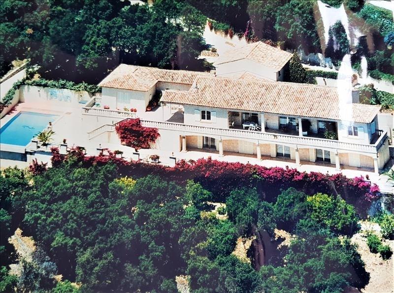 Vente de prestige maison / villa Cavalaire sur mer 2200000€ - Photo 2