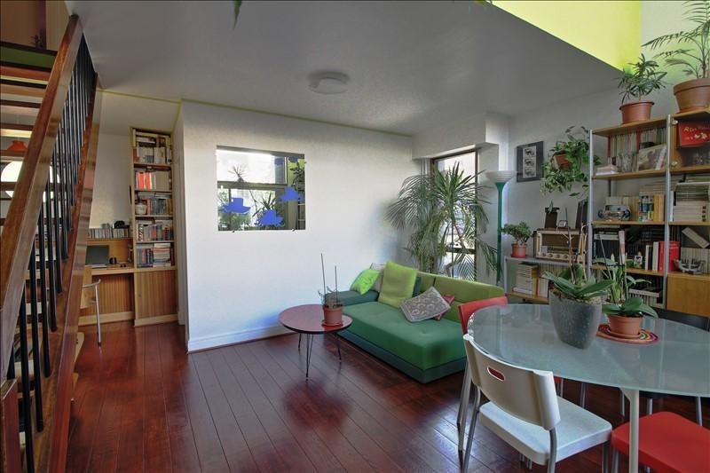Vente appartement Paris 19ème 661500€ - Photo 1