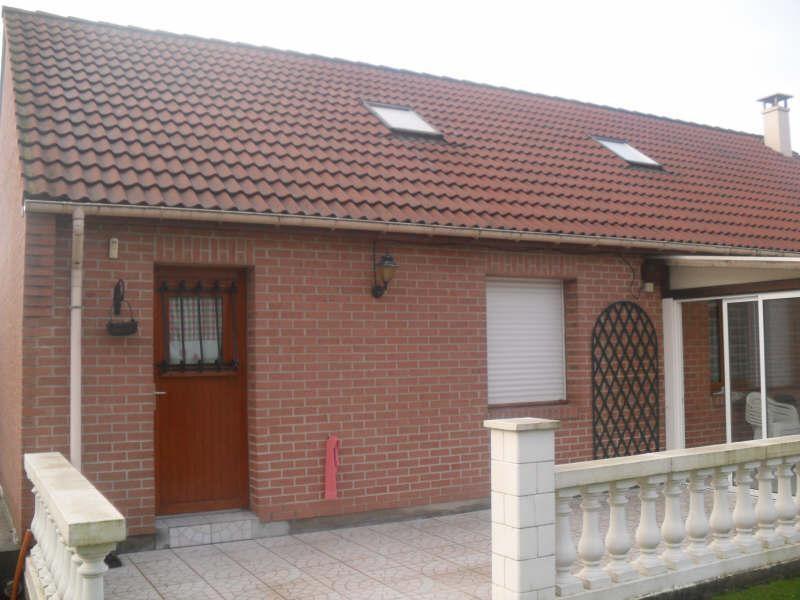 Vente maison individuelle flers en escrebieux maison for Garage lambres lez douai