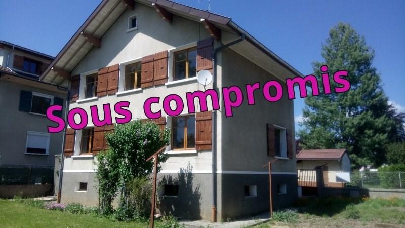 Vente maison / villa Meythet 371000€ - Photo 1