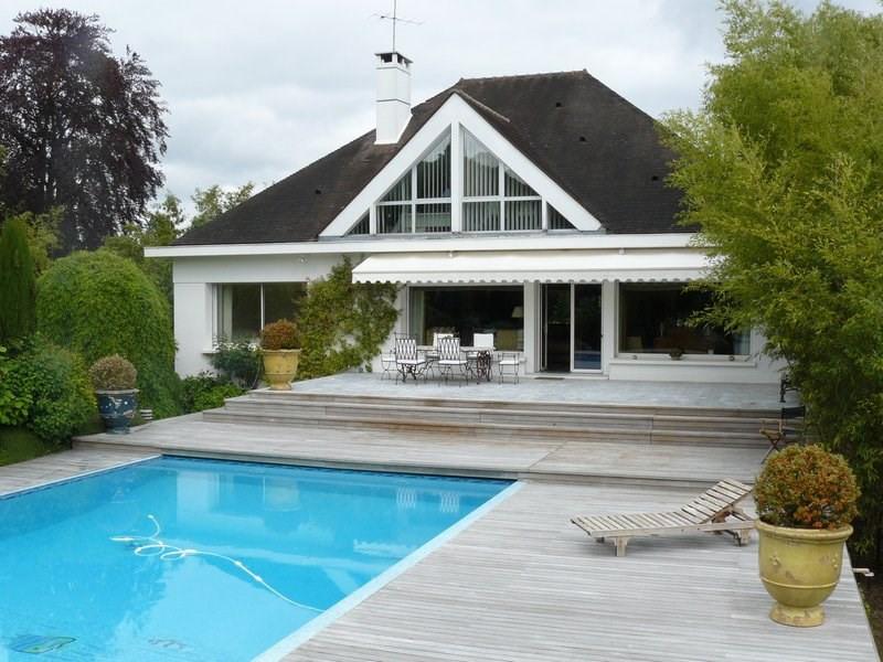 Deluxe sale house / villa Villennes sur seine 1890000€ - Picture 1