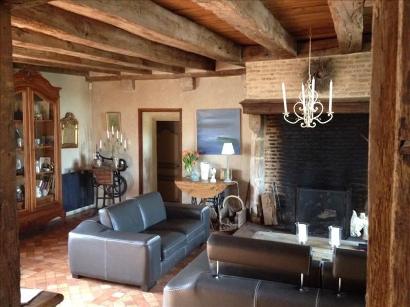 Vente maison / villa Vineuil 528000€ - Photo 2